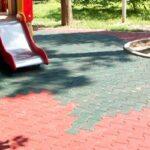 Резиновая плитка «Катушка»