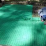 Модульная плитка Erfolg в саду
