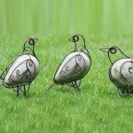 Каркасное производство: птички