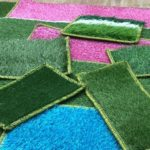 Коврики из искусственной травы