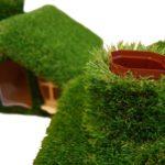 Топиарный домик для домашних питомцев