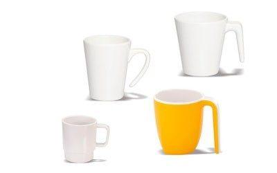 Кружки для кофе из меламина