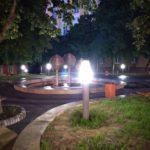 Уличные фонари (металл и поликарбонат)