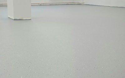 Подготовка основания наливным цементным полом
