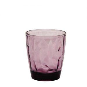 Пурпурный стакан «Diamond» 395 мл