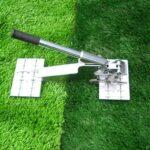 Инструмент для фиксации рулонов из искусственной травы