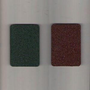 Цветные рулонные маты