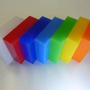 Акриловое стекло Altuglas Blocks LED (литое)