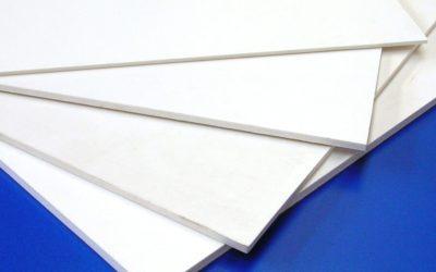 Листовой полистирол белый GEBAU ударопрочный 3000*2000 мм