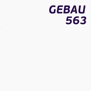 Листовой полистирол опал GEBAU 563