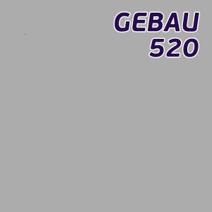 Листовой полистирол серый GEBAU ударопрочный