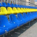 Монтаж сидений