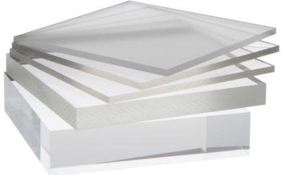 Экструзионное акриловое стекло Acryma прозрачное 1525*2050 мм