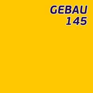 Листовой полистирол жёлтый SL145 GEBAU ударопрочный