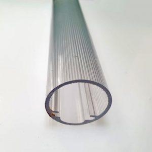 Трубка рифленая поликарбонатная