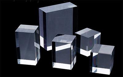 Органическое стекло в блоках