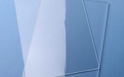Листовой полистирол прозрачный Novattro 3050*2050 мм