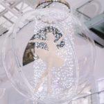 Подвесной шар из акрилового стекла